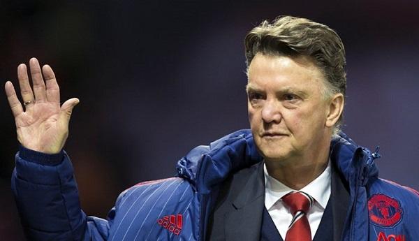 Soccer Man United Van Gaal