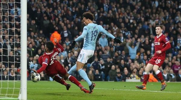 Manchester City v Liverpool - UEFA Champions League - Quarter Final - Second Leg - Etihad Stadium