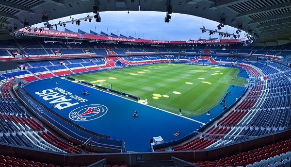 Rénovation PArc des Princes - Paris Saint Germain PSG - ATSP Architecte - 2016